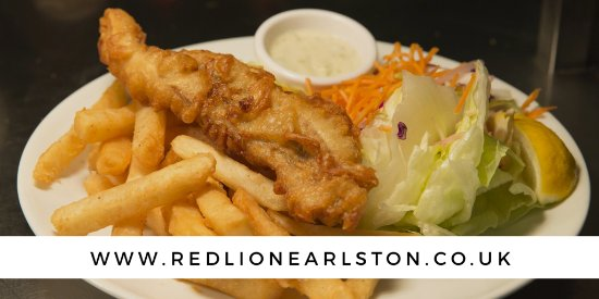 Earlston, UK: Eyemouth Haddock