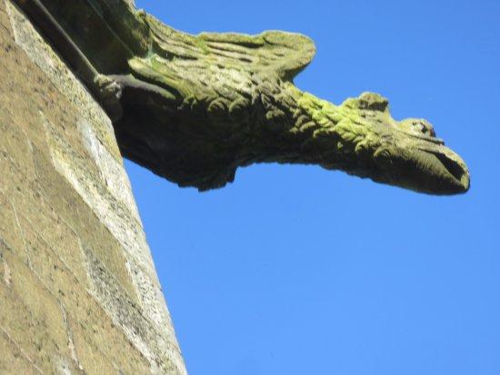 Fife, UK: gargoyle