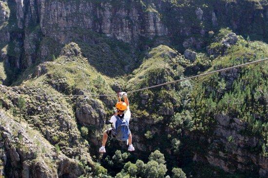 Elgin, Republika Południowej Afryki: Sliding down the valley