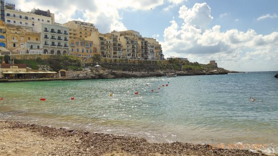 Talija Restaurant: Xlendi Bay Gozo Island Malta.