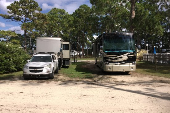 Rustic Sands Resort Campground Reviews Mexico Beach Fl