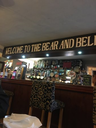 Beccles, UK: Bear and Bells