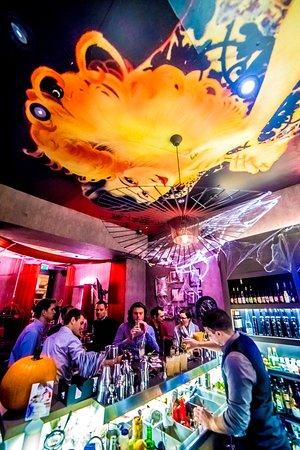 Casati Budapest Hotel: Tuk Tuk Bar