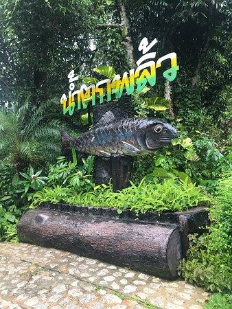 Chanthaburi, Thailand: น้ำตกพลิ้ว