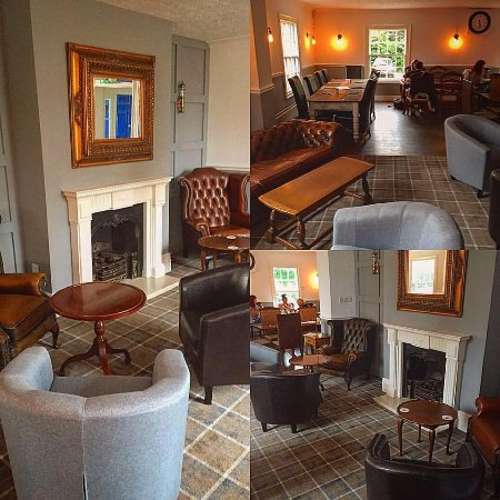 Leven, UK: Warm, welcoming & comfortable restaurant offering delicious homemade food