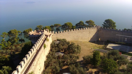Castiglione del Lago, อิตาลี: cinta muraria