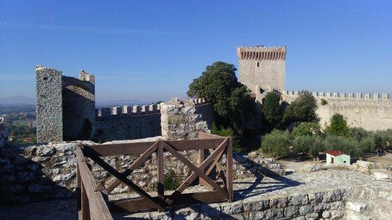 Castiglione del Lago, Italy: interno del castello