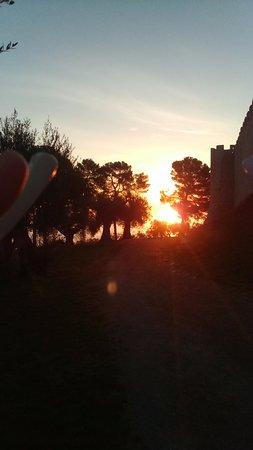 Castiglione del Lago, อิตาลี: alba