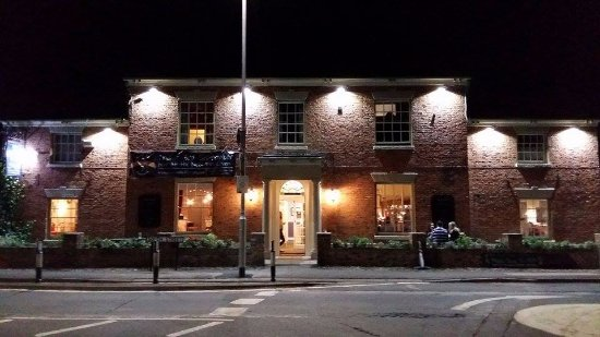 The New Inn Leven has recently been refurbished throughout