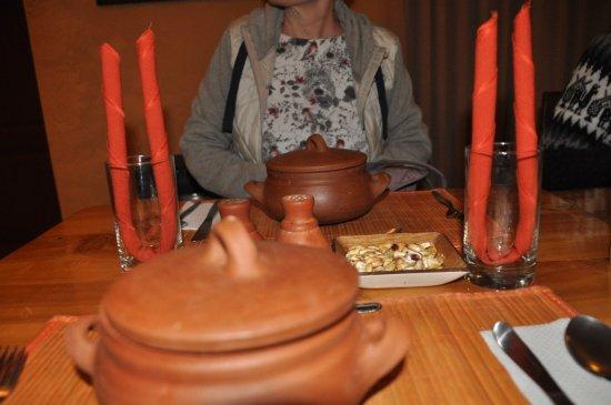 Pinchollo, Perú: Une bonne soupe chaude pour nous réchauffer