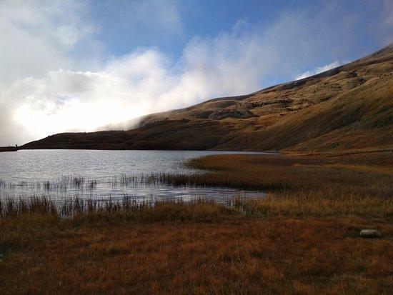 Villar-d'Arene, Франция: Lac du Pontet - Pontet lake.