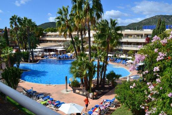 Hotel Ibersol Son Caliu Mar: Vue de la chambre 3056