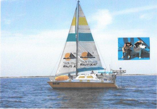Nauti Kat Sailing