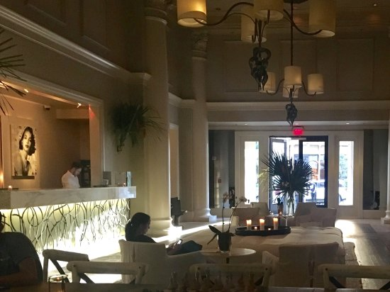 International House Hotel : Lobby was really tasteful