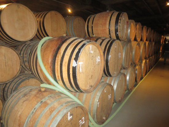 Brasserie Cantillon : Tour
