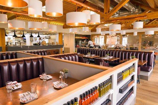 The Kitchen, New Milton - Chewton Farm Christchurch Rd - Restaurant ...