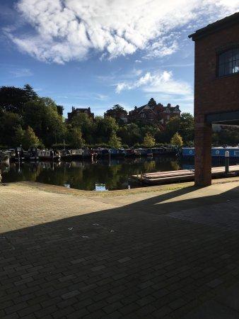 Worcester, UK: Diglis Waterside
