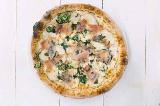 Richardson, TX: Prosciutto Pizza