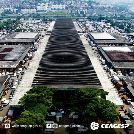 CEAGESP - Companhia de Entrepostos e Armazens Gerais de Sao Paulo