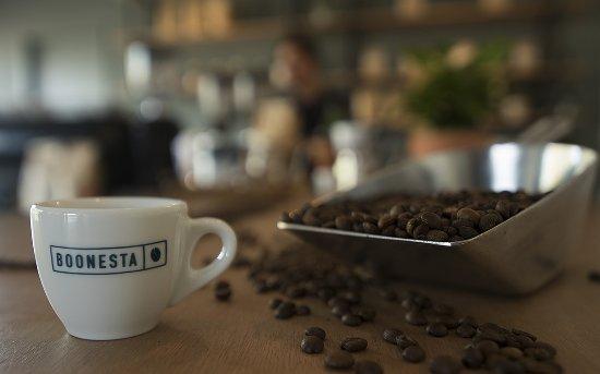 Venray, Hollanda: Specialty Coffee - Espresso