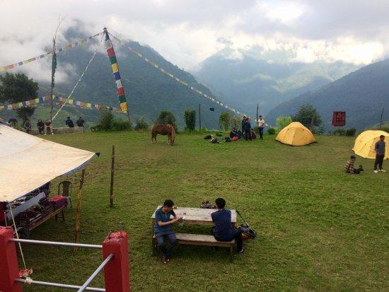 加德滿都谷地照片