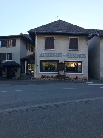 Auberge le Semnoz Photo
