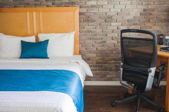 Carleton-sur-Mer, Canada: Suite junior 2 lits queen