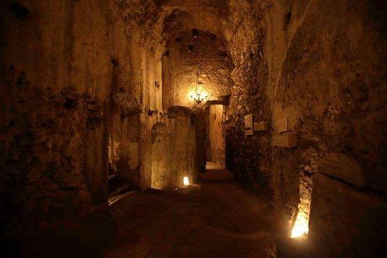 Campagna, Italy: Mura dell'Antica Chiesa di S. Maria della Giudeca sec. XII