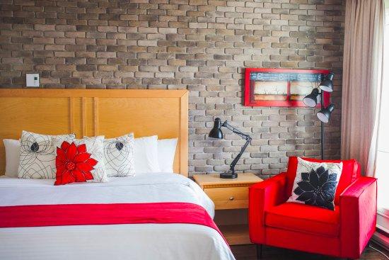 Carleton-sur-Mer, Canada: Suite ''design''