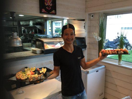 Golfe-Juan Vallauris, ฝรั่งเศส: Le Chef