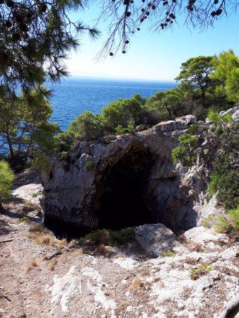 San Domino, อิตาลี: Cala Matana bagni e relax