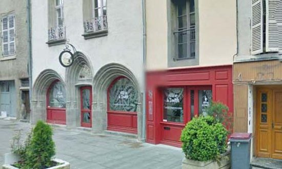 Brioude, France: Hôtel de la dentelle