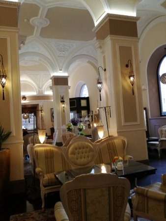 Bernini Palace Hotel: Hall Hotel