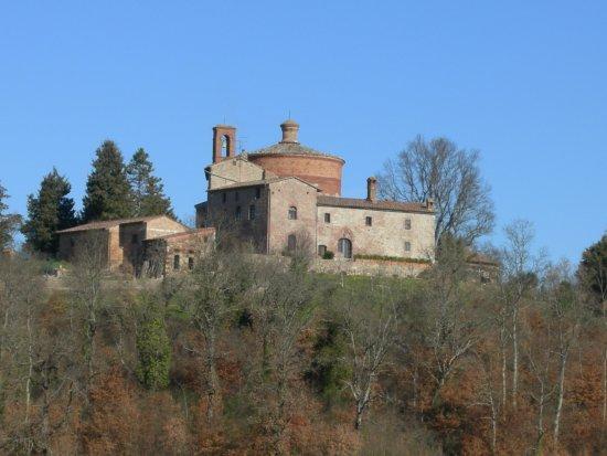 Chiusdino, Italy: Eremo di Monte Siepi