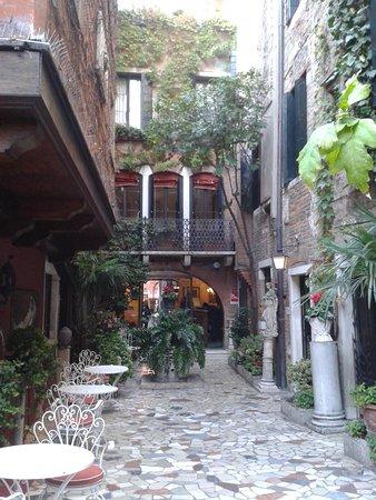 Hotel Flora: Jardin