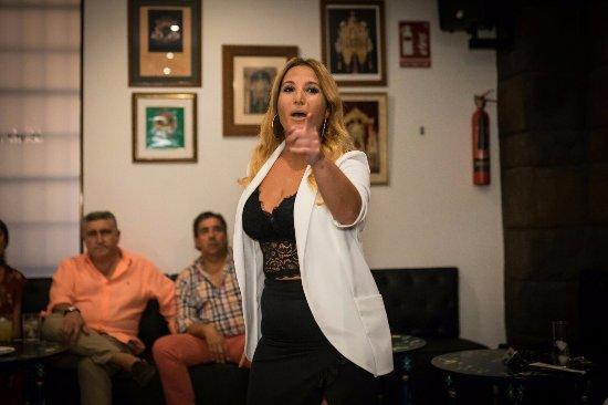 Lola De Los Reyes Picture Of Lola De Los Reyes Tablao Flamenco Seville Tripadvisor