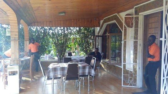 """Iringa, Tanzania: """"Beautiful view over the mountains, and good indian food!"""""""