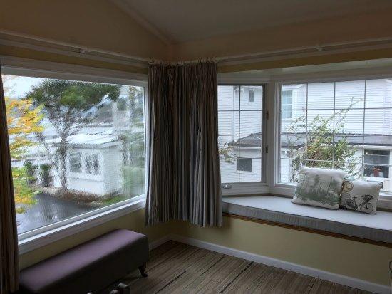 Eastsound, WA: Ocean view room