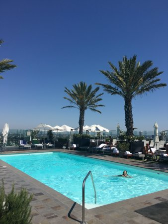 The London West Hollywood at Beverly Hills: View