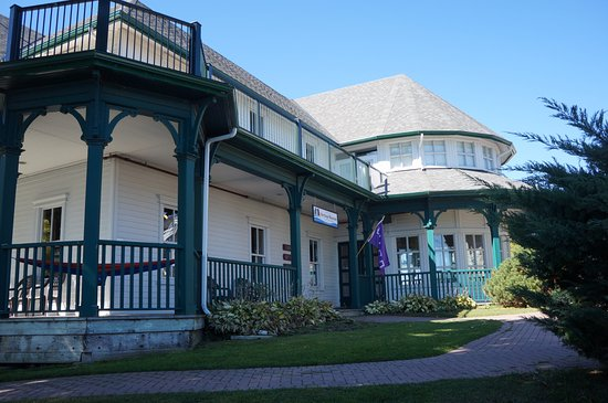 Gananoque, Canadá: Arthur Child Heritage Museum (aîle droite)