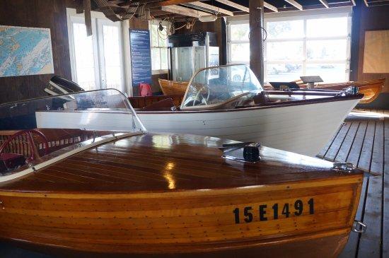 Gananoque, Canadá: Arthur Child Heritage Museum (étage)