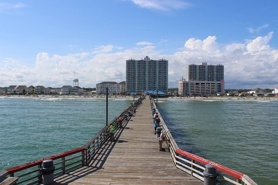 Cherry Grove Pier: Pier at Cherry Grove