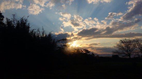 Rio Grande do Sul: fim de tarde