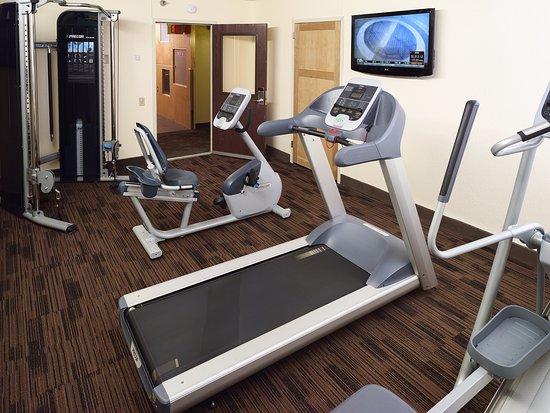 เบิร์นสวิลล์, มินนิโซตา: New Fitness Center
