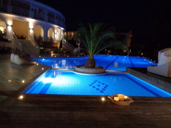 Bitzaro Palace Hotel: La nuit