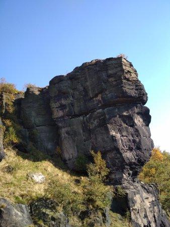 Usti nad Labem, République tchèque : Cestou na Děčínský Sněžník