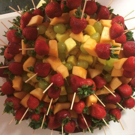 Bokeelia, FL: Fresh Fruit Kabobs