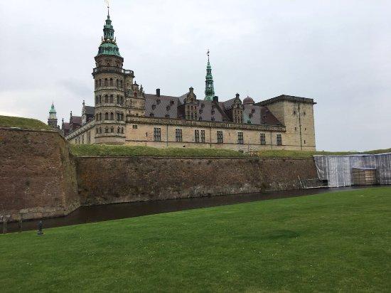 Helsingør, Danmark: castelo