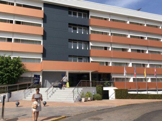 Carabela Beach & Golf Hotel: Entrada Principal
