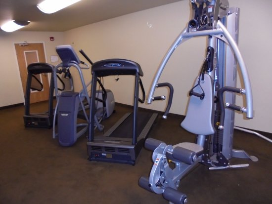 Kenai, AK: Exercise Room